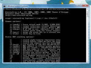 Aircrack-ng 1.6 для Windows - Скачать