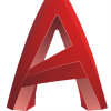 Иконка программы Autocad 2019