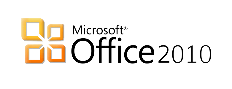 Логотип Microsoft Office 2010