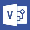 Иконка программы Microsoft Visio 2016